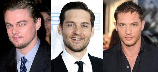 Leonardo DiCaprio, Tobey Maguire y Tom Hardy