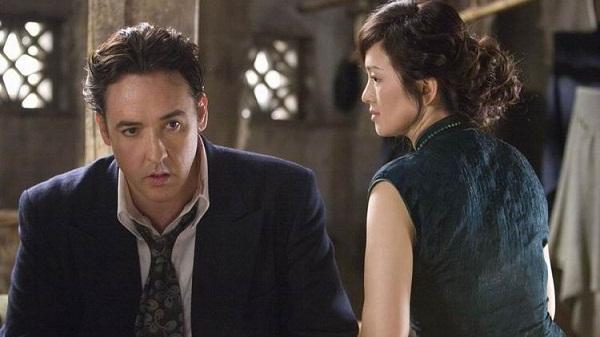 John Cusack y Gong Li en Shanghai