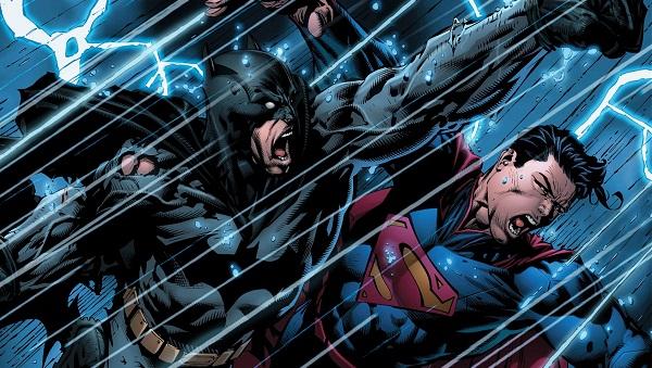 Batman y Superman en Terrores Nocturnos
