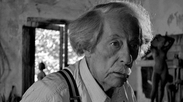 Jean Rochefort en El Artista y la Modelo