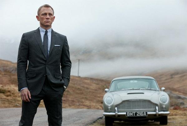 Skyfall / Daniel Craig