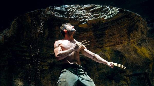 Hugh Jackman en The Wolverine