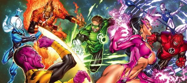La noche más oscura / Green Lantern