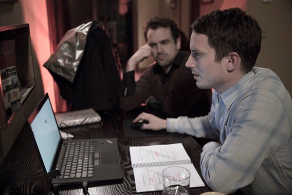 Elijah Wood and Nacho Vigalondo / Open Windows