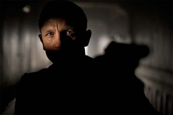 Daniel Craig en Skyfall