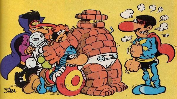 El Supergrupo y Super López