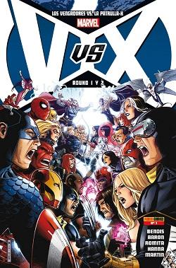 Los Vengadores vs. La Patrulla-X 1
