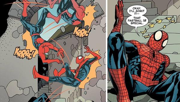 Spider-man en VvX 2