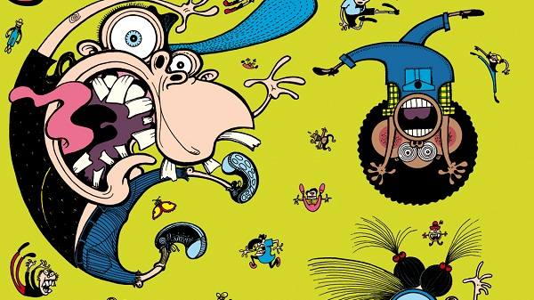 Gilipolleces, de Peter Bagge