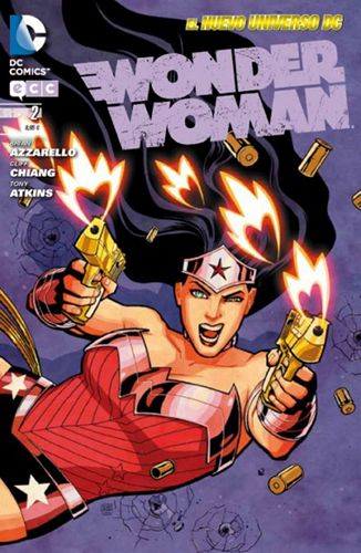 Wonder Woman / Cliff Chiang