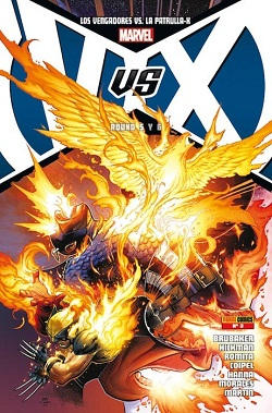 Los Vengadores vs. la Patrulla-X 3