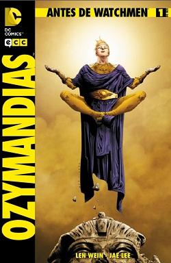 Antes de Watchmen - Ozymandias 1