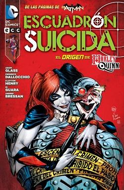 Escuadrón Suicida: El Origen de Harley Quinn