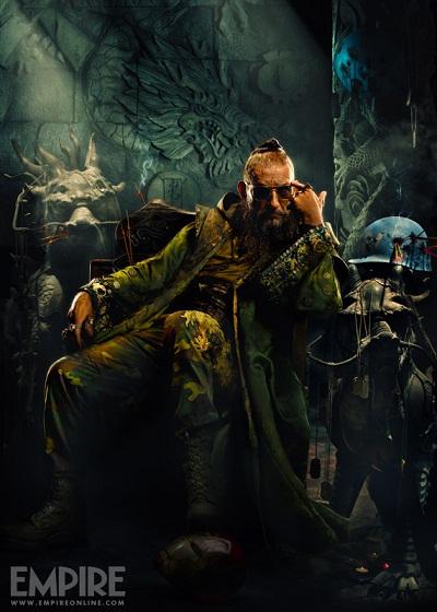 Ben Kingsley como El Mandarín