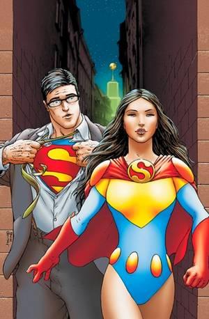 All-Star Superman: Lois Lane & Superman