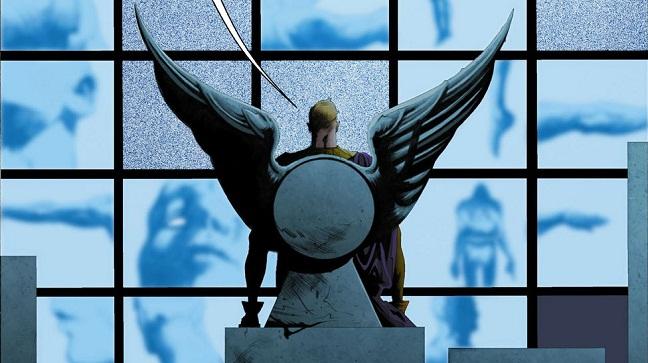 Antes de Watchmen: Ozymandias 3