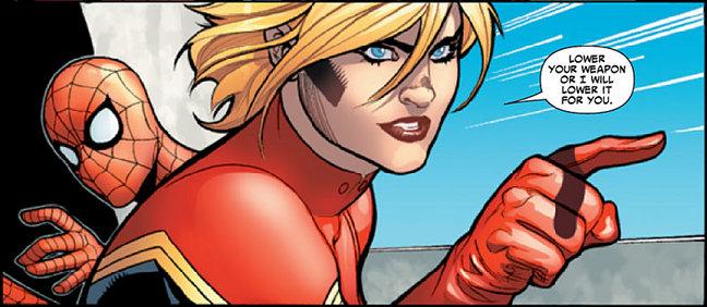 Avegning Spider-Man #10