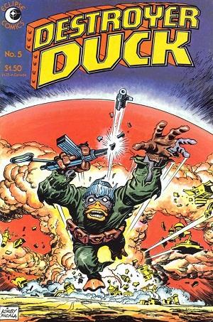 Destroyer Duck