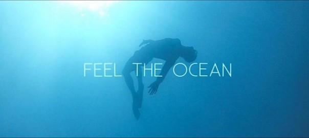 Feel the ocean