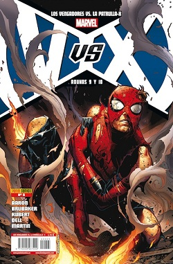 Los Vengadores vs. la Patrulla-X 5