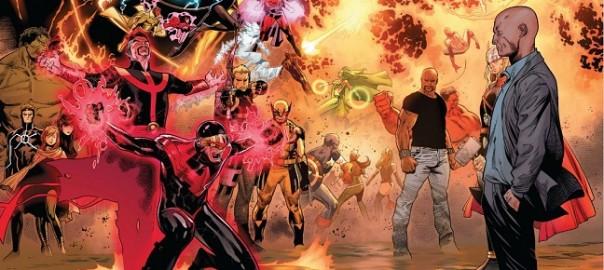 Los Vengadores vs. La Patrulla-X - Round 11