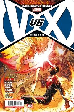Los Vengadores vs. La Patrulla-X 6