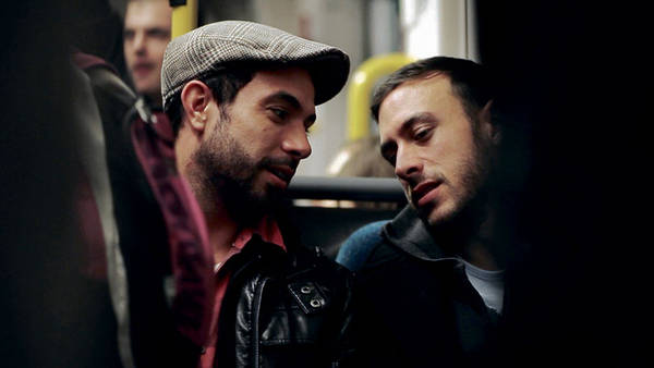 Tom Cullen / Chris New en Weekend