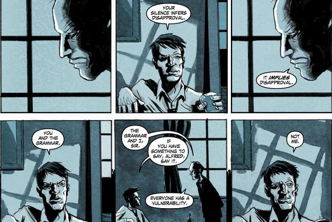 Batman. El Caballero Oscuro: Ciclo de Violencia