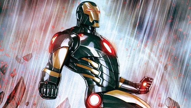 Iron Man v5 #1