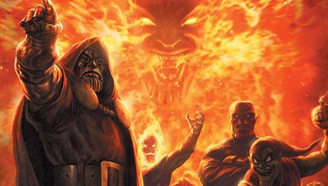 Los Nuevos Vengadores: Invasión Secreta