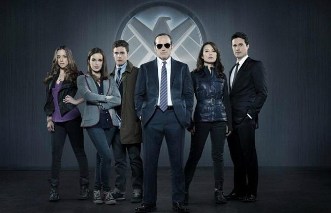 Reparto de Agents of S.H.I.E.L.D.