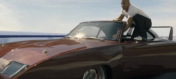 Vin Diesel en Fast & Furious 6