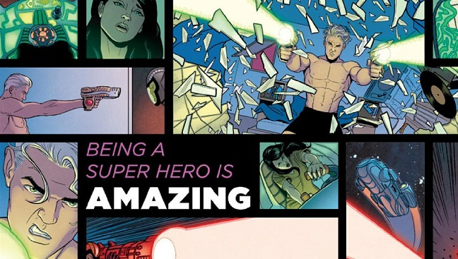 Jóvenes Vengadores #1