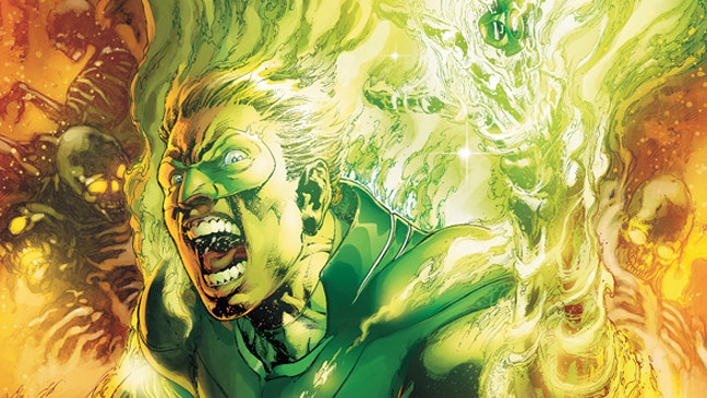 Alan Scott es el Green Lantern de Tierra 2