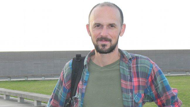 Ángel Mosquito, autor de La Calambre