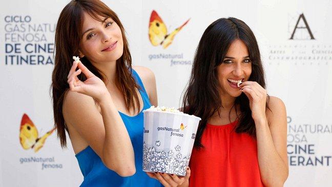 Andrea Duro y Macarena García