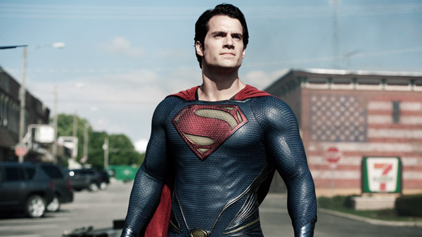 Henry Cavill en Man of Steel