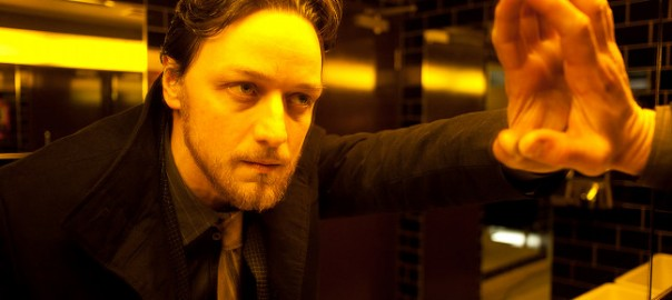 James McAvoy en Filth