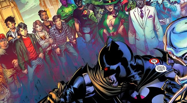 Batman en Flashpoint