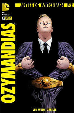 Ozymandias #5
