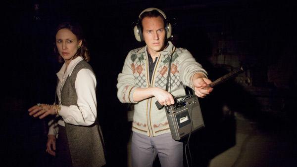 Patrick Wilson y Vera Farmiga en Expediente Warren. The Conjuring