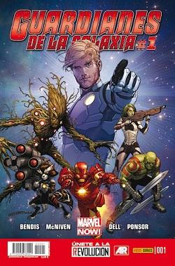 Guardianes de la Galaxia #1