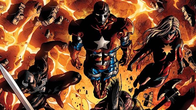 Los Nuevos Vengadores: Reinado Oscuro