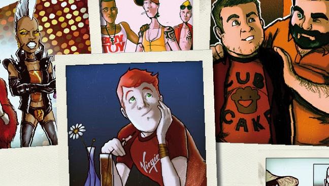 ¿Quién es quién? Guía Ilustrada del ambiente para gays desubicados