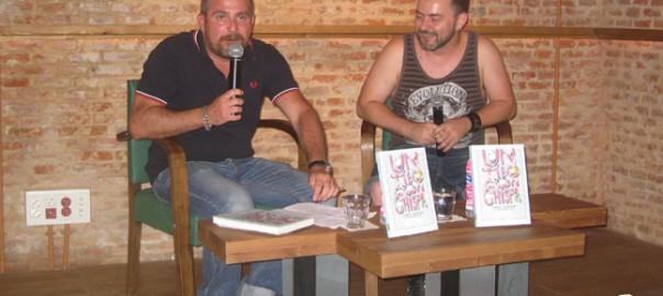 Josep Tomás y Diego Vera (Kekuli)