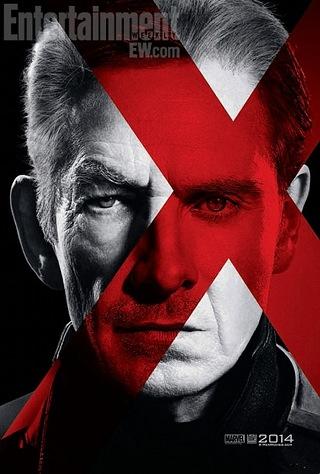 Magneto en 'X-Men: Días del Futuro Pasado'
