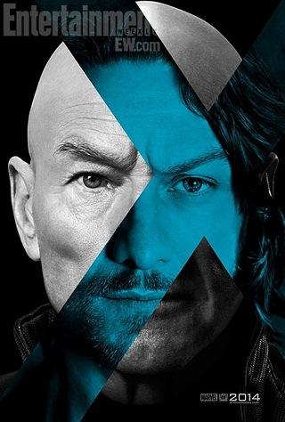 Charles Xavier en 'X-Men: Días del Futuro Pasado'