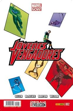 Jóvenes Vengadores #2