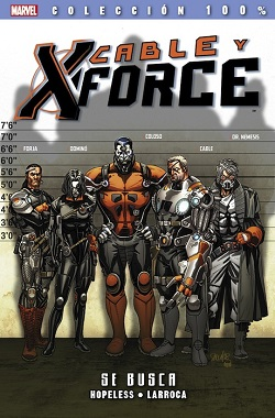 Cable y X-Force #1
