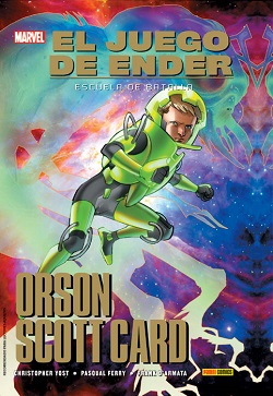 El Juego de Ender: Escuela de Batalla